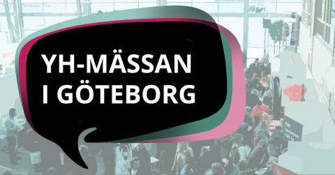 Hitta din YH-utbildning på vår mässa i Göteborg