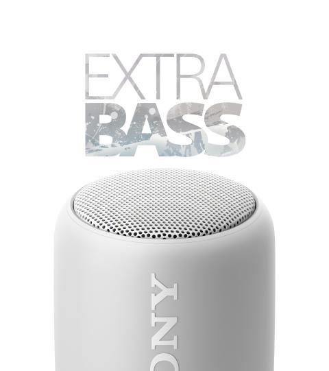 SRS-XB10 von Sony_weiss_7