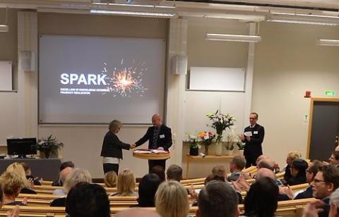 Ny forsknings- och utbildningsmiljö stärker Jönköpings innovationskraft