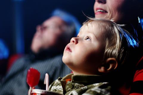 Barnens Biodag med filmer till halva priset