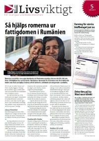 Så hjälps romerna ur fattigdomen i Rumänien