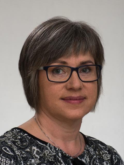 Karin Nilsson, Institutionen för omvårdnad, Umeå universitet