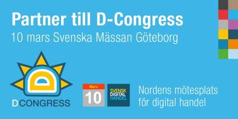 D-Congress 2016 - Nordens mötesplats för digital handel