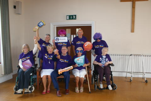 The Stroke Association calls on the people of Jersey to help conquer stroke