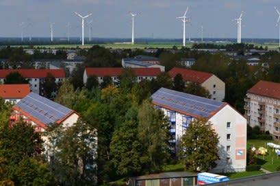 Energiewende: Sonnenstrom vom Mietshausdach