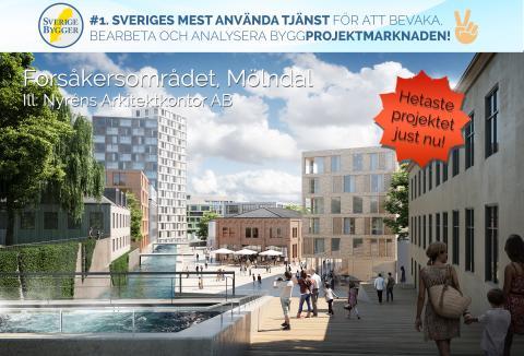 Sveriges hetaste byggprojekt just nu - vintern 2018! Topplistorna för hela Sverige