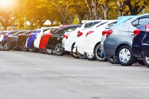 Antalet nyregistrerade bilar ökade med drygt 39 procent i september