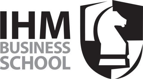 IHM Business School Logotyp