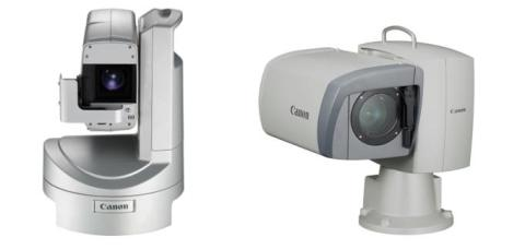 Canon adds broadcast quality cameras to its Network Camera solutions