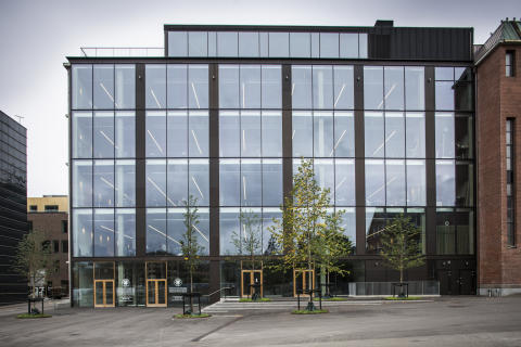 Dipylon, Arkitemas kontor i København