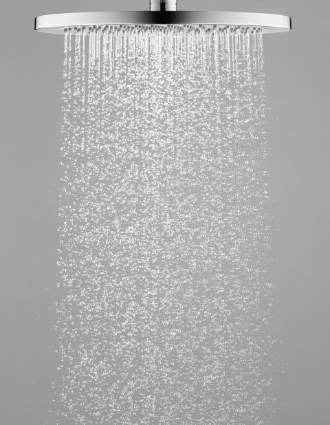 hansgrohe Croma 280 1jet huvuddusch med RainAir-stråle