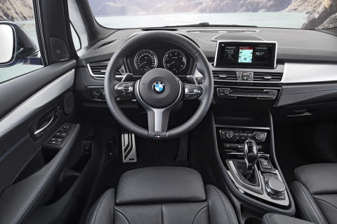 Nya BMW 2-serien Gran Tourer