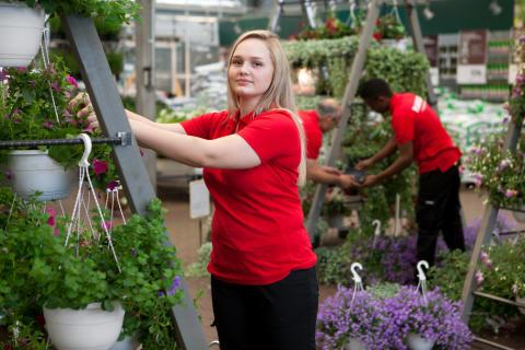Plantagen öppnar butik i Ludvika