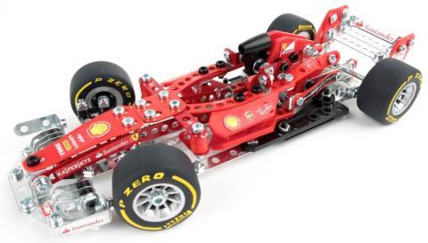 Meccano Ferrari F1 AW18 Spin Master Toys