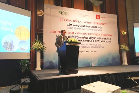 New technology catalogue to support green transition in Vietnam