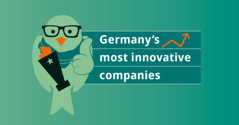 Testbirds recognized as one of the most innovative companies in Germany
