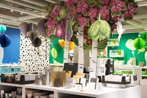 Världens största IKEA sortiment finns i Älmhult
