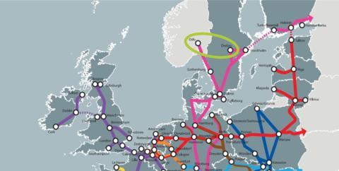 Viktigt besked från regeringen – Oslo-Stockholm via Örebro bör prioriteras av EU.