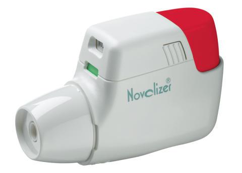 Svensk studie visar: Patienter med astma som ordineras byta inhalator föredrar Novopulmon® Novolizer®