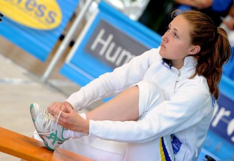 Ebba Karlsson, fäktning
