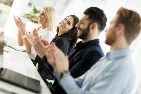 Informationslunch för ledare 8:e sep: Lyckas med strategisk förändring!
