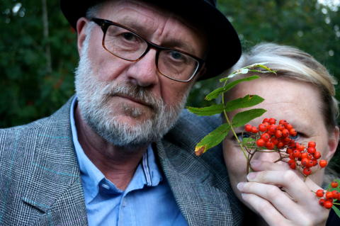 Bill 365˚ (Bill Olsson & Anja Arnquist) / Umeå Jazzfestival 2014