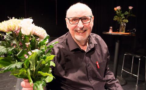 Melker Johnsson vinnare av stipendiet Berättarkaft