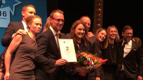 Scandic kåret til Danmarks næstbedste arbejdsplads