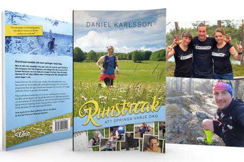 Runstreak – Ny bok om en växande  trend