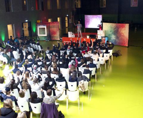 Pressinbjudan: Akademiska Hus leder workshop i Göteborg för unga om hållbar utveckling