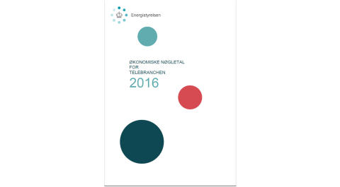 Teleinvesteringerne steg i 2016