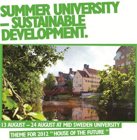 Premiär för internationella sommarstudenter vid Miun
