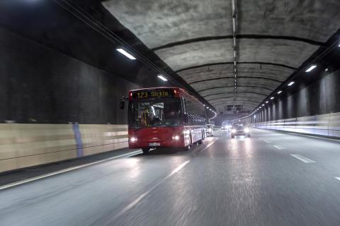 Stockholms östliga förbindelse nytt uppdrag för WSP