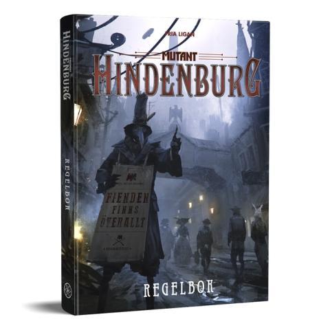 Över 1 miljon kronor insamlade på Kickstarter till det svenska rollspelet Mutant: Hindenburg