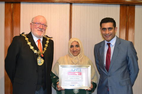 Success for Bury's Learners of the Year