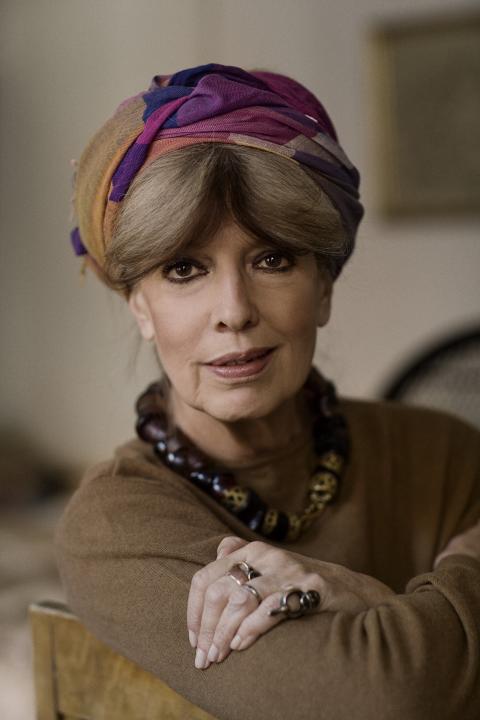 Författarscenen: Suzanne Brøgger