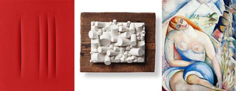 Modern Art + Design säljer årets hittills dyraste verk