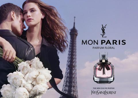 Kukkakimpullinen aistillista rakkautta — Mon Paris Floral EDP