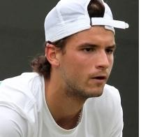Grigor Dimitrov tillbaka på Good to Great Tennis Academy