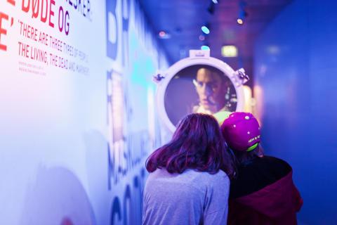 Vær sømand for en dag på M/S Museet for Søfart
