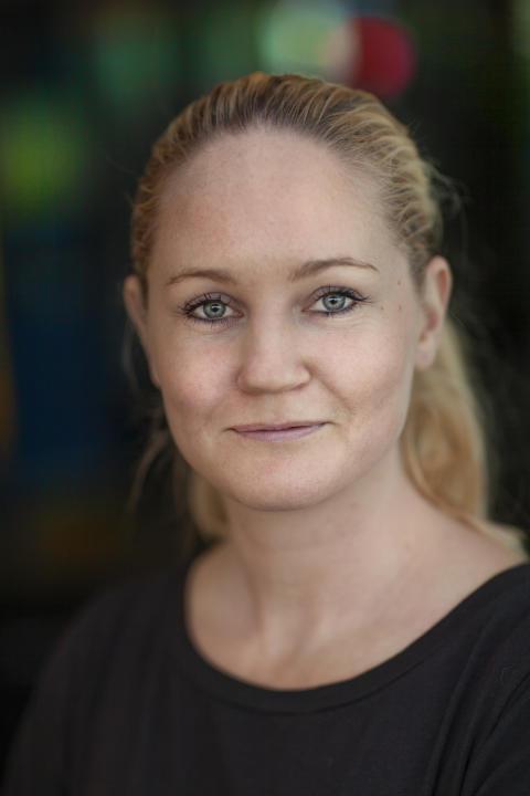 Linnea Heppling, nominerad i kategorin Årets Förnyare 2018