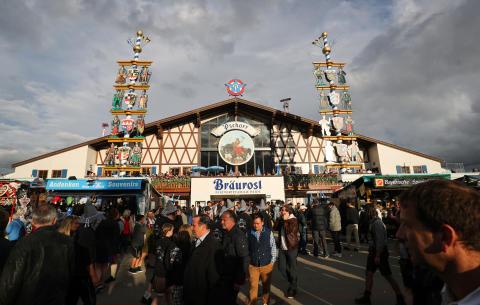 Bräurosl Wiesn 2017