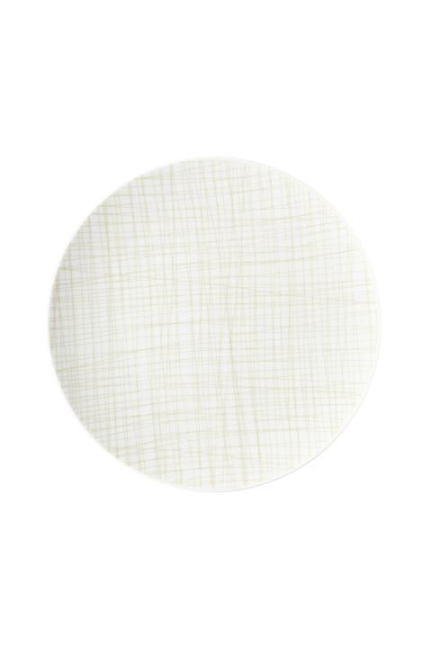 R_Mesh_Line Cream_Teller 30 cm flach