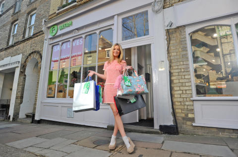 TV presenter Laura Whitmore launches new donation scheme between Nectar and Oxfam