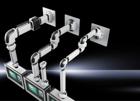 Bygg ergonomiskt efter behov med nytt bärarmssystem