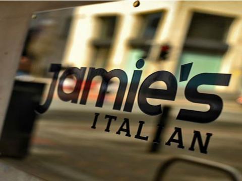 The Scandic team is training hard ahead of the launch of Jamie's Italian