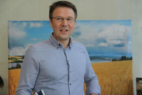 Inngår jordbruksavtale med staten