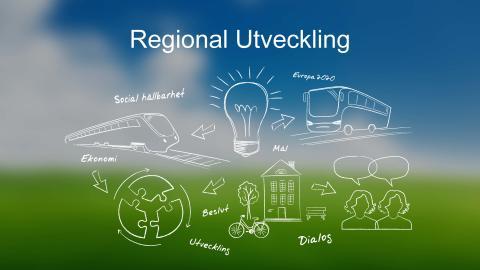Pressinbjudan: Välkommen till Regionalt utvecklingsforum - ett steg närmre en ny regional utvecklingsstrategi