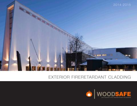Woodsafe Exterior Wood Cladding