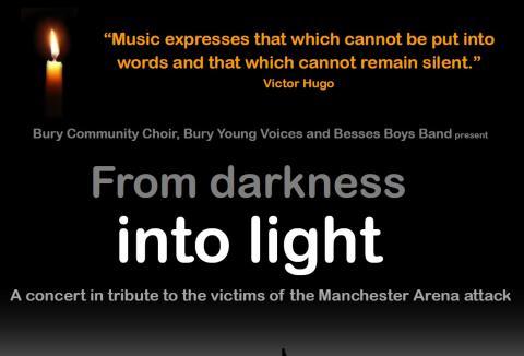 Memorial concert for Manchester Arena emergency fund